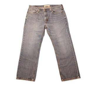Levi's 559 Relaxed Straight Fit Jeans Size 36x30